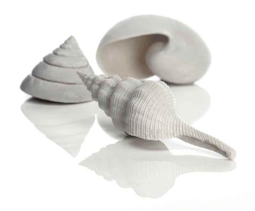 biOrb Sea Shell Set 3 White