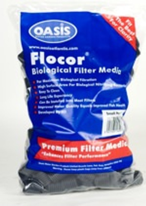 1000 Flocor Biological Filter Media