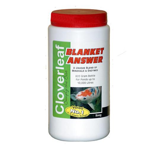 Cloverleaf Blanket Answer 800g