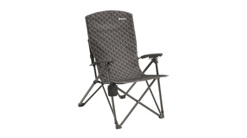 Outwell Harber Hills Chair (Black)