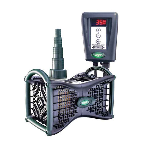 Blagdon Amphibious IQ Pump 2250 to 4500 Standard Pond