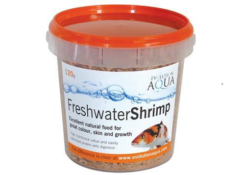 Evolution Aqua Freshwater Shrimp 120g