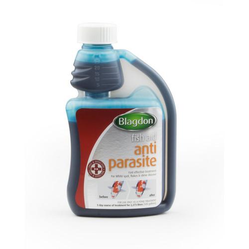 Blagdon Anti Parasite Fish Aid Treatment 250ml