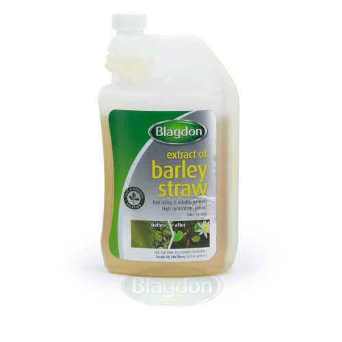 Blagdon Extract Of Barley Straw Treatment 1000ml