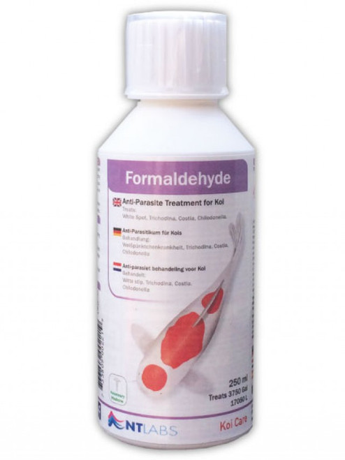 NT Labs Formaldehyde 250ml Anti-Parasite Treatment