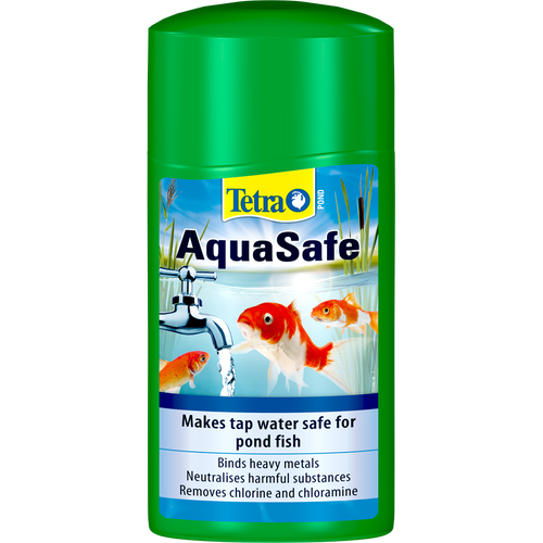 Tetra Pond Aquasafe Tap Water Treatment 250ml