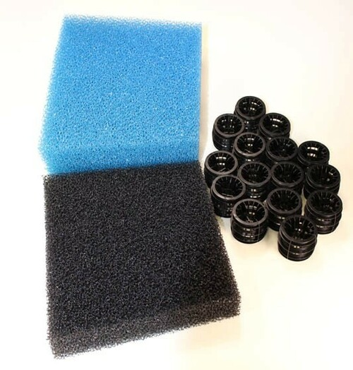 Pontec Replacement filter media box filter 4000 (Part No 21848)