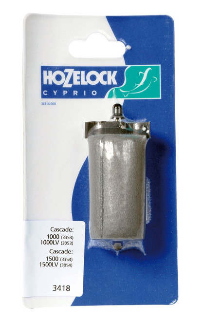 Hozelock Pump Impeller Spares Kit (Cascade 1000/1500 Pre '06)