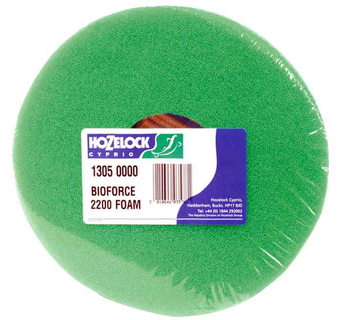 Hozelock Replacement Filter Foams (Bioforce 2200)