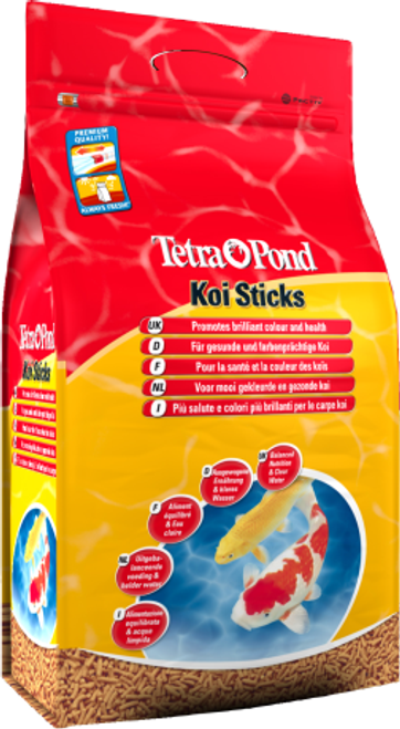 Tetra Pond Floating Koi Sticks 15 Litres