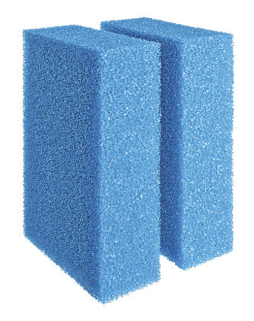 Oase Biotec Screenmatic 60000² And 140000²  Filter Foam Set Blue x 2