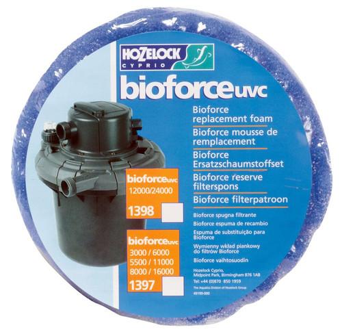 Hozelock Coarse Filter Foam (Bioforce Range)