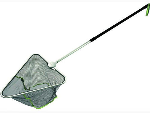 Velda 40cm Triangular Pond Net  With Telescopic Handle