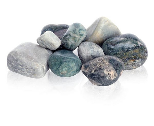 biOrb Marble Pebble Set Green