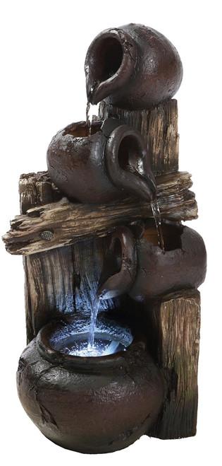 Montana Pouring Pots Aqua Creations