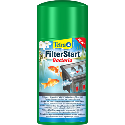 Tetra Pond Filter Start 500ml