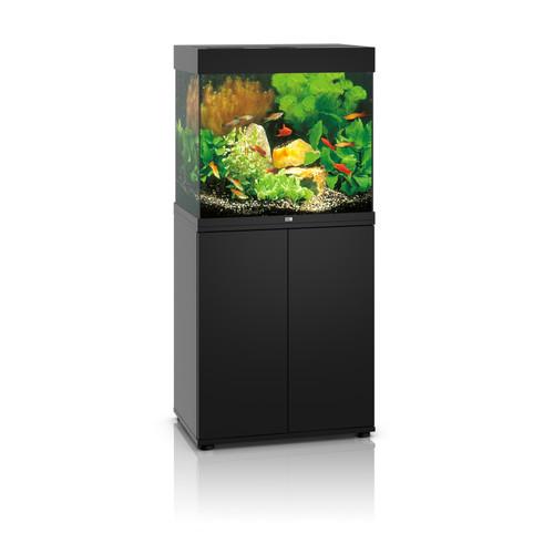 Juwel Lido 120 LED Aquarium And Cabinet Black