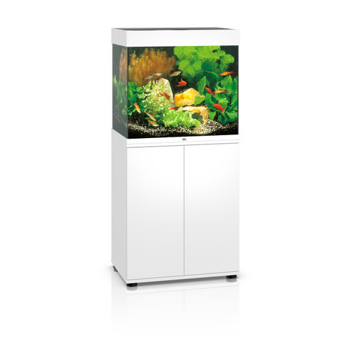 Juwel Lido 120 LED Aquarium And Cabinet White