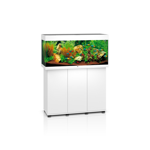 Rio 180 White tank and stand