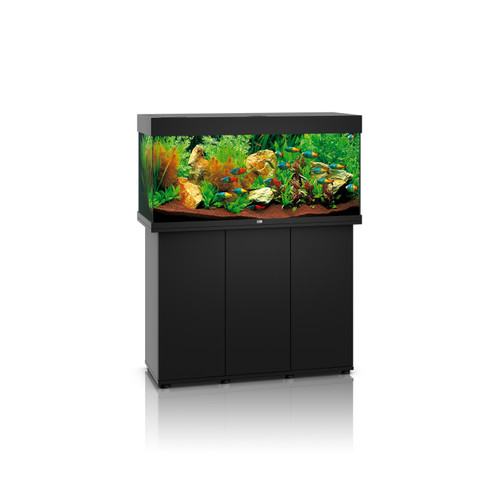 juwel rio 180 black tank and stand