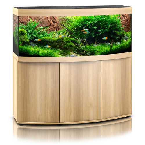 Juwel Vision 450 LED Aquarium And Cabinet Light Wood