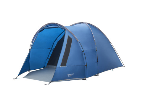 Vango Carron 400 tent in blue