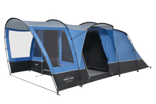 Vango Langley II 400 tent in blue