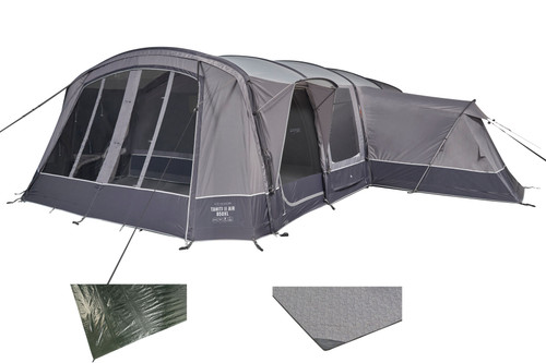 Tahiti air 850xl with carpet & groundsheet