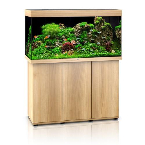 Juwel Rio 350 LED Aquarium And Cabinet Light Wood