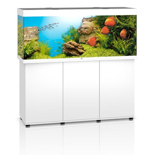 Juwel Rio 450 LED Aquarium And Cabinet White