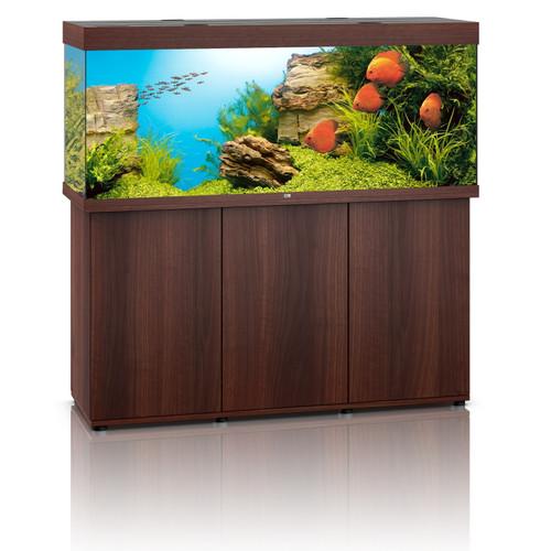 Juwel Rio 450 LED Aquarium And Cabinet Dark Wood