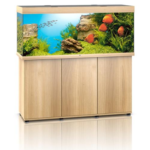 Juwel Rio 450 LED Aquarium And Cabinet Light Wood