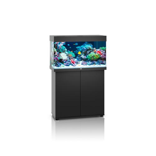 Juwel Rio 125 LED Marine Aquarium And Cabinet Black
