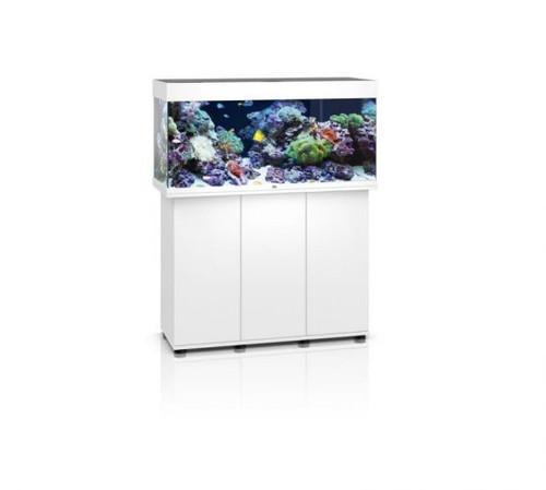 Juwel Rio 180 LED Marine Aquarium And Cabinet White
