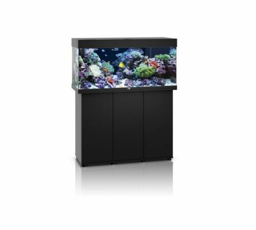 Juwel Rio 180 LED Marine Aquarium And Cabinet Black