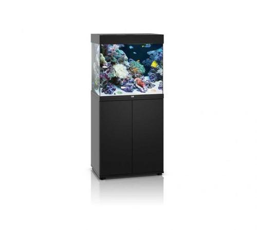 Juwel Lido 120 LED Marine Aquarium And Cabinet Black