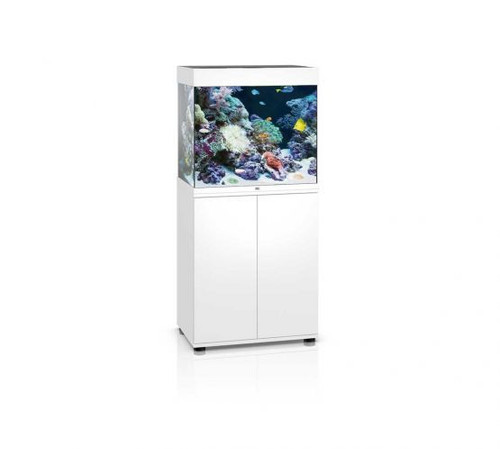 Juwel Lido 120 LED Marine Aquarium And Cabinet White
