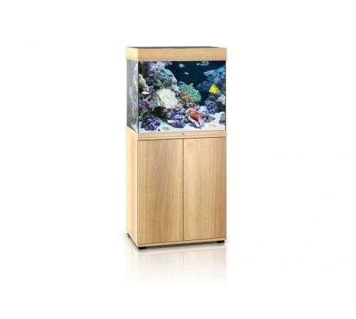 Juwel Lido 120 LED Marine Aquarium And Cabinet Light Wood