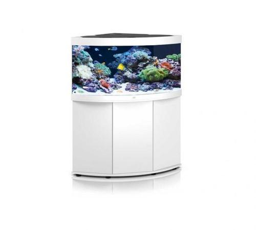 Juwel Trigon 350 LED Marine Aquarium And Cabinet White