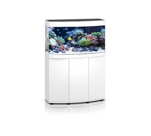 Juwel Vision 180 LED Marine Aquarium And Cabinet White