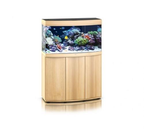 Juwel Vision 180 LED Marine Aquarium And Cabinet Light Wood