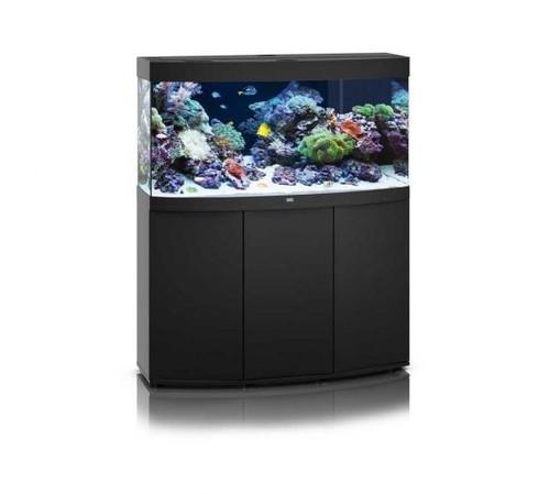 Juwel Vision 260 LED Marine Aquarium And Cabinet Black