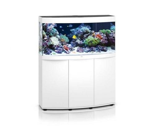 Juwel Vision 260 LED Marine Aquarium And Cabinet White