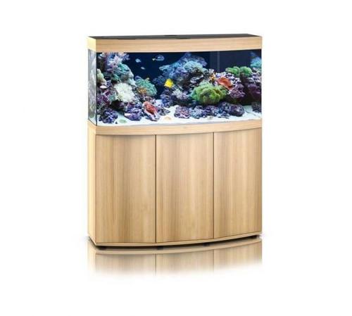 Juwel Vision 260 LED Marine Aquarium And Cabinet Light Wood