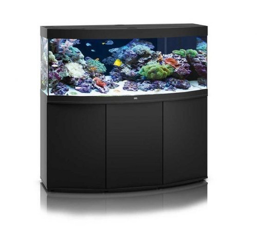 Juwel Vision 450 LED Marine Aquarium And Cabinet Black