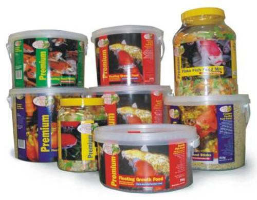 Premium Fish Food Sticks 400g
