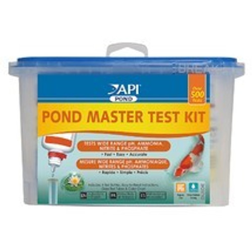 Pond Testing Kit API