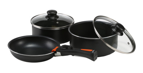 Gourmet cook set of pans