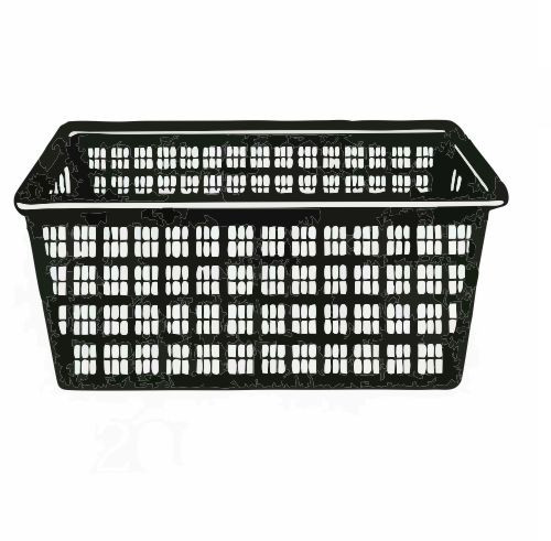 Square 2.5L Pond Plant Baskets