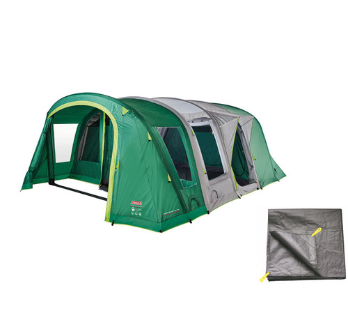 Valdes Deluxe 6XL tent and footprint